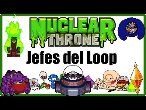 Loop Bosses | Nuclear Throne