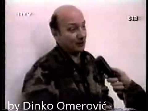 Gen Milivoje Petković interjvu za Srpsku tv 1993 Godina