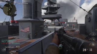 WW2 gameplay TDM