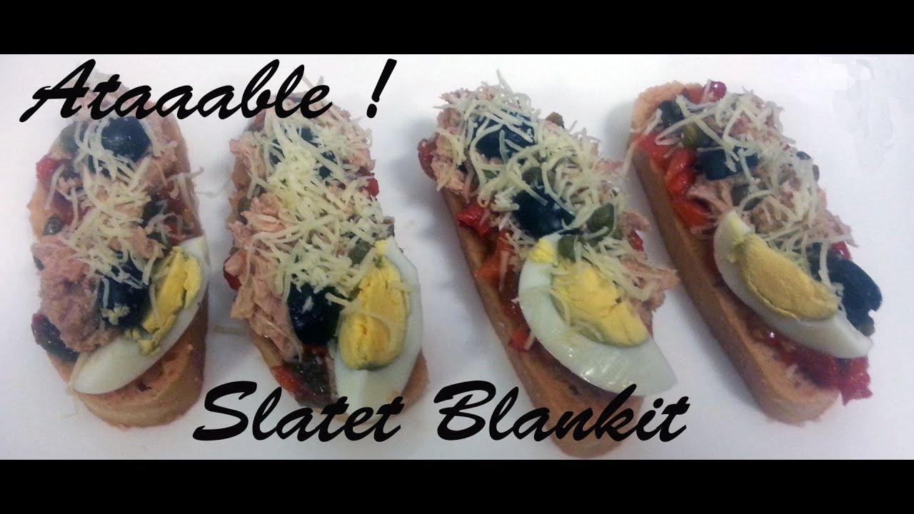 Cuisine tunisienne slatet blankit youtube for Cuisine tunisienne
