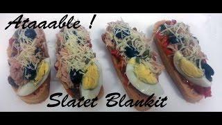 Cuisine Tunisienne - Slatet Blankit