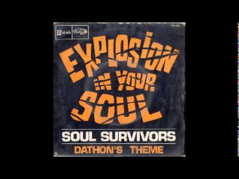 THE SOUL SURVIVORS / Explosion in your soul / CSA N°259
