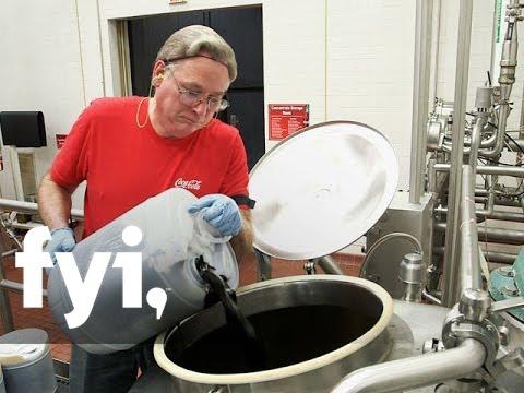 Food Factory USA: Coca-Cola's Super-Secret Syrup   FYI ...