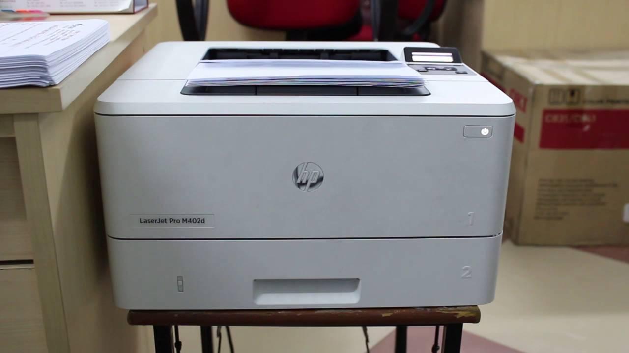 Đánh giá khả năng in 350 tờ liên tục với máy in HP M402dn – Vietbis.vn