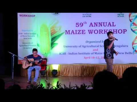 Kabhi Jo Baadal Barse (Live in University of Agricultural Sciences, GKVK, Bangalore)