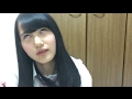 前田彩佳(AKB48 16期研究生)2017年02月03日 の動画、YouTube動画。