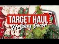 TARGET HOLIDAY HOME DECOR SHOPPING HAUL | CHRISTMAS 2018 PARTY IDEAS | SCCASTANEDA