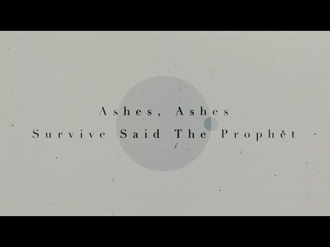 Survive Said The Prophet - Ashes, Ashes  | Official Music Video