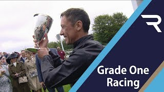 Vidéo de la course PMU QATAR GOODWOOD CUP STAKES