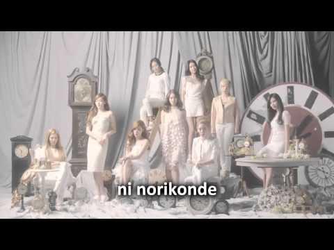 Girls' Generation |Time Machine| (Karaoke)