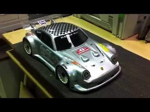 Brushless Rally Game Porsche 911 Tekin Mech Brakes 6s
