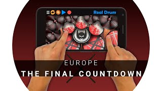 REAL DRUM - The Final Countdown ( Kit Hard)