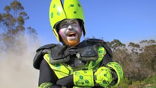 The Cell Saga In 5 Minutes (Dragonball Z Live Action) (Sweded) - Mega64 thumbnail