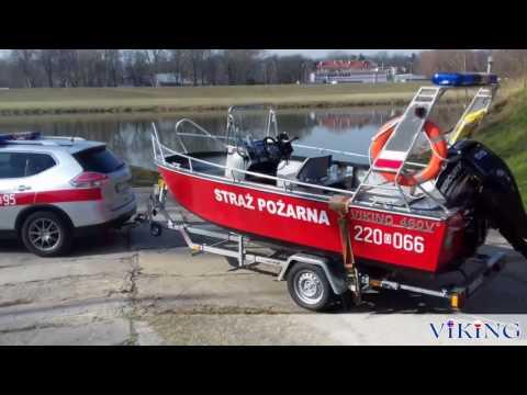 Viking 460 V Fire Department Feuerwehr