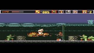 The Revenge of Shinobi - Revenge of the Shinobi (Sega Genesis) - User video