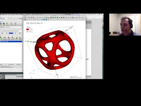 Using ParaViewWeb for 3D Visualization & Data Analysis in a Web Browser