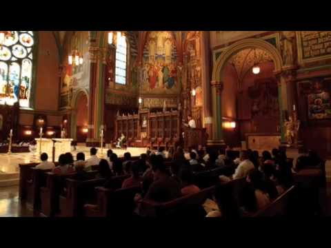 Mass at the Cathedral of the Madeleine
