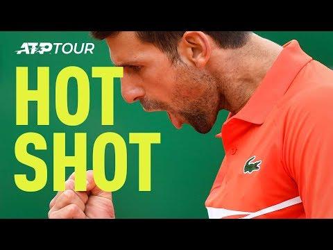 Hot Shot: Djokovic Drops A Stunner In Monte-Carlo 2019