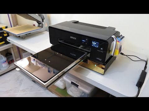 Introducing The Epson P600 Nikko DTG