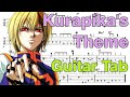 Learn How to Play Kurapika's Theme Fingerstyle Acoustic Guitar Lesson TABS (Hunter X Hunter)