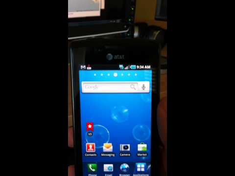 Installing Google Latitude on an Android Device