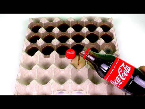 10 Creative Ideas With Egg Carton