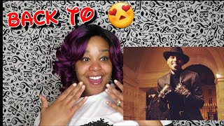 Chris Brown- Back to Love(Official Video) Re@ction