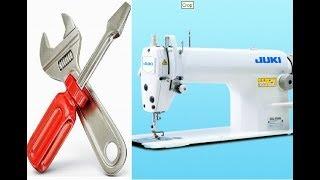 2# Урок по глубокой настройке швейной машинки
