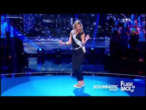FLASHBACK : Camille Cerf Miss france 2015
