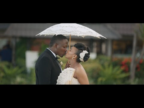 Kevin & Juliana Wedding Highlights | Tanzania Wedding