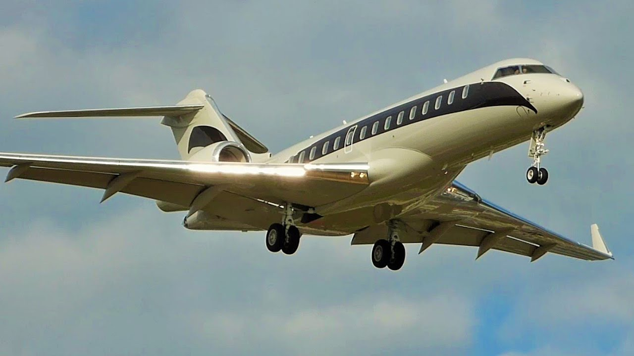 bombardier global 6000 express