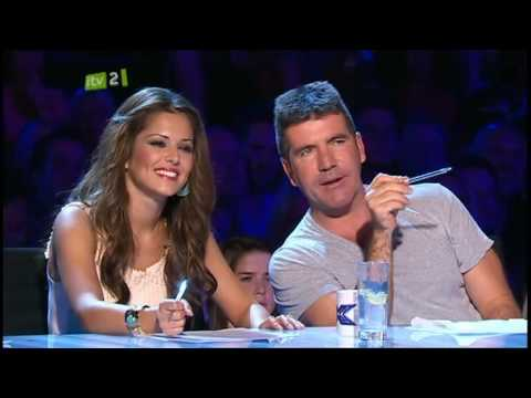 HQ: Cheryl Cole Xtra Factor Highlights - 29/08/09