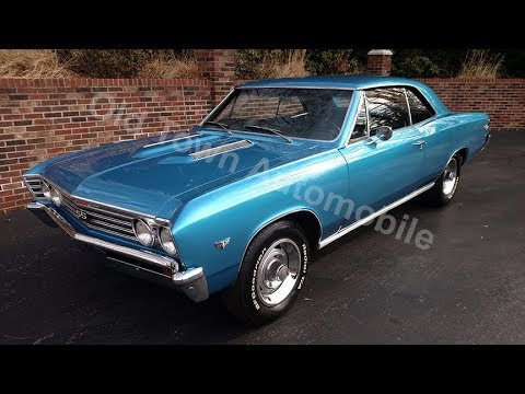 1967 Chevelle for sale Old Town Automobile in Maryland