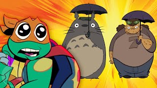 Rise of the TMNT Easter Eggs & References You Missed | Channel Frederator