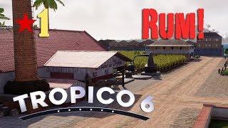 Let's Play Tropico 6 #1: Am Anfang war der Rum (deutsch / Sandbox) + RABATTCODE