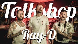 Ray-D Zu Gast Im Talkshop!