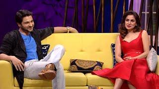 Juzz Baatt - Shraddha Arya, Mishal Raheja Hindi Zee Tv Serial Talk Show Rajeev Khandelwal | Ep - 14