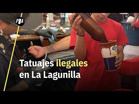 ¿El fin de los tatuajes y las micheladas en La Lagunilla?