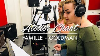 AgoraTV - Cover / Famille - Jean Jacques Goldman