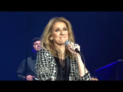 """Céline Dion """" A vous """" 18 juillet 2017 en concert à Marseille"""