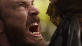 Avengers Infinity War Trailer Reaction - Is Captain America Going To Die?