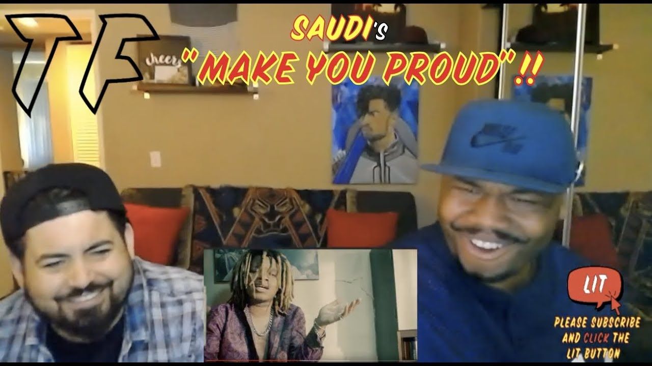 Download We just want to make ya'll PROUD   Saudi - Make you proud (Official Music Video)   TF Reaction