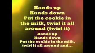 Chip Chocolate - Cookie Dance (LYRICS)