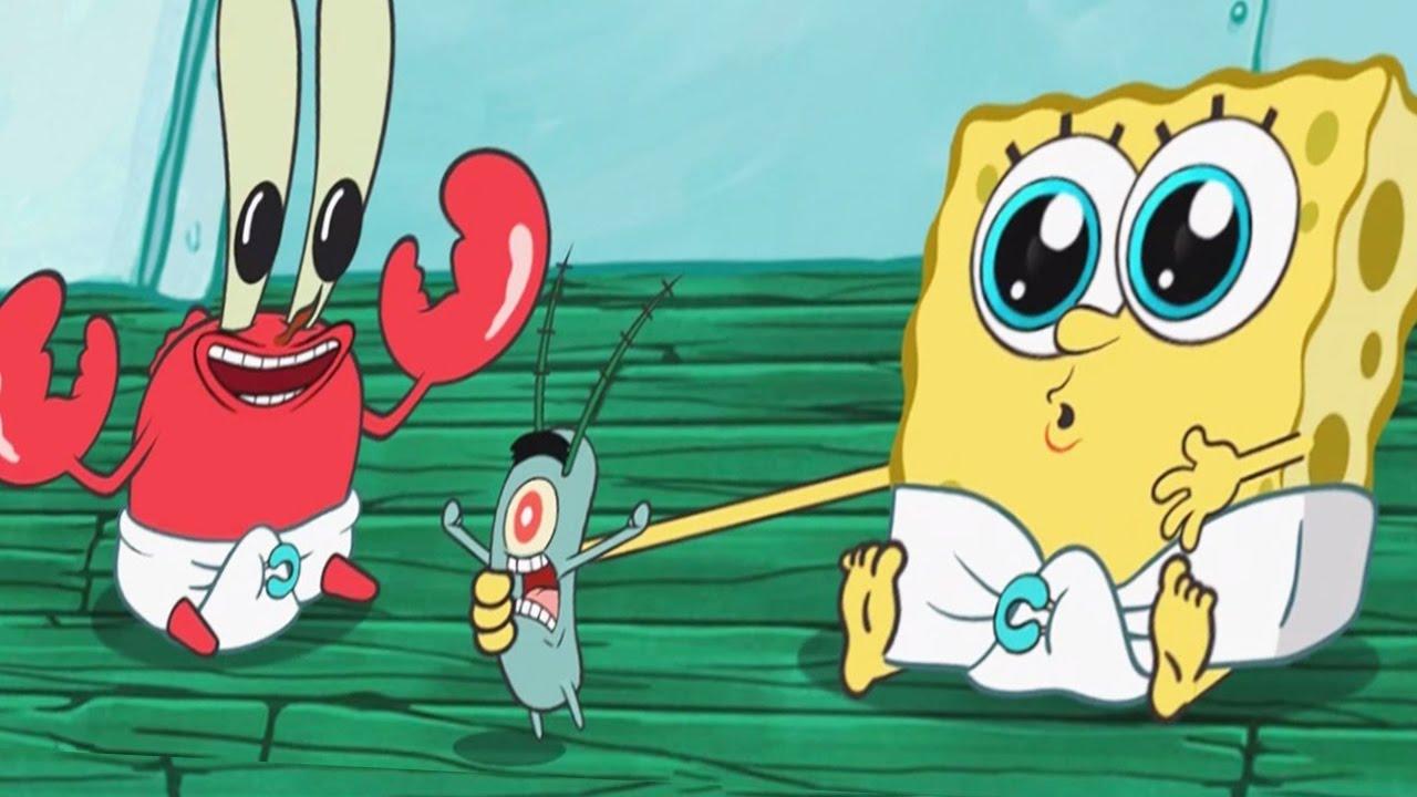 wanting to meet spongebob