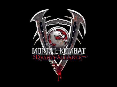 Mortal Kombat Deadly Alliance Music - Acid Bath/Portal Extended