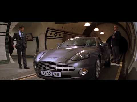Pierce Brosnan as James Bond [Tribute 2]