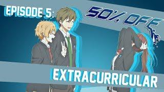 50% OFF Episode 5 - Extracurricular | Octopimp
