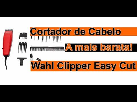 db7f76cc5 Teste Cortador de Cabelo Wahl Clipper Easy Cut, A mais barata! - YouTube