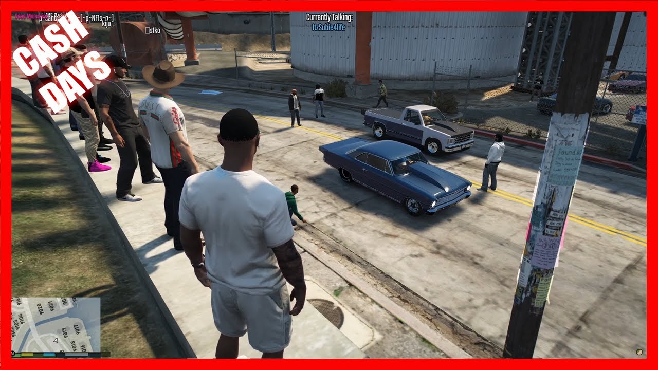 Cash Days With Murder Nova and Goliath GTA-5-Roleplay