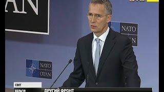 Генеральний секретар НАТО закликав Росію - виконувати Мінські домовленості